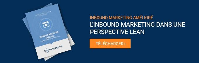 inbound marketing perspective lean